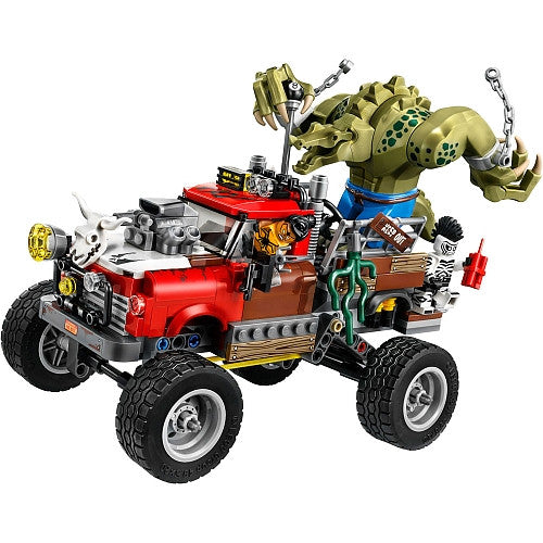 LEGO Batman Movie - Killer Croc Tail-Gator (70907)