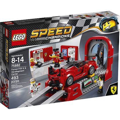 LEGO Speed Champions - Ferrari FXX K & Development Center (75882)