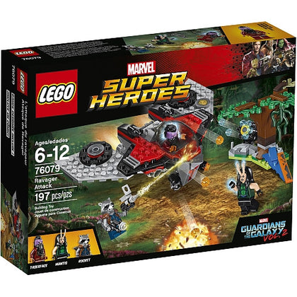 LEGO Marvel Super Heroes - Guardians of the Galaxy - Ravager Attack (76079)