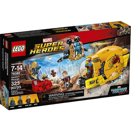 LEGO Marvel Super Heroes - Guardians of the Galaxy - Ayesha's Revenge (76080)