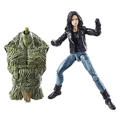 Marvel Knights Legends - Man-Thing BAF - Jessica Jones 6-inch Action Figure (C1782)