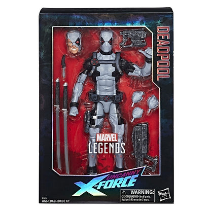 Marvel Legends Series - X-Force Deadpool 12-Inch Action Figure (E1974)