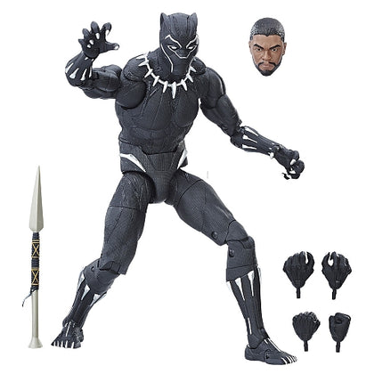 Marvel Legends Series - Black Panther 12-Inch Action Figure (E1199)