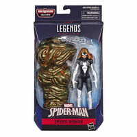 Marvel Legends - Molten Man BAF - Spider-Man Far From Home - Spider-Woman (E3959)