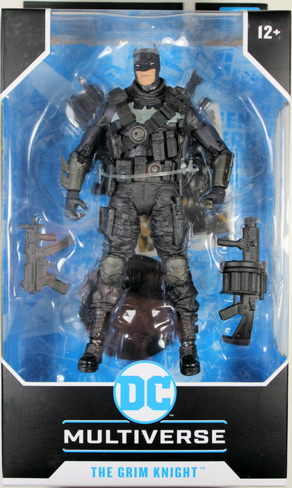 McFarlane Toys - DC Multiverse - The Grim Knight Action Figure