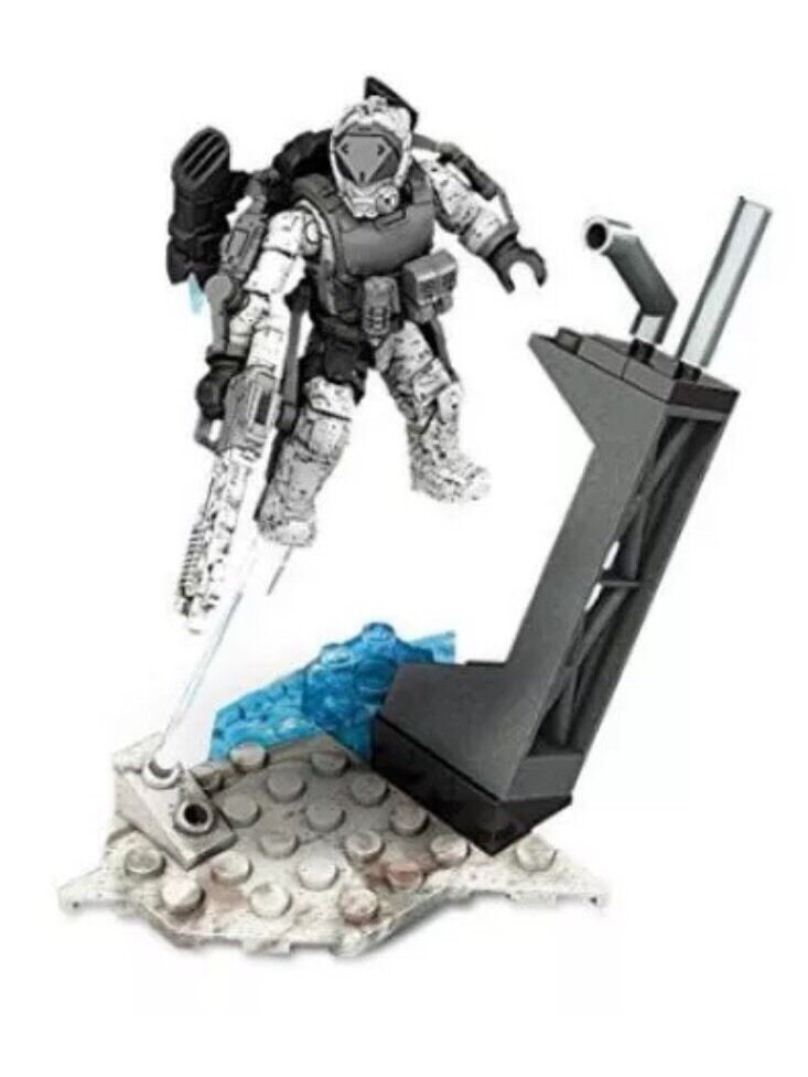 Mega Bloks - Collector Series - Call of Duty - Jetpack Fighter (DLB97)