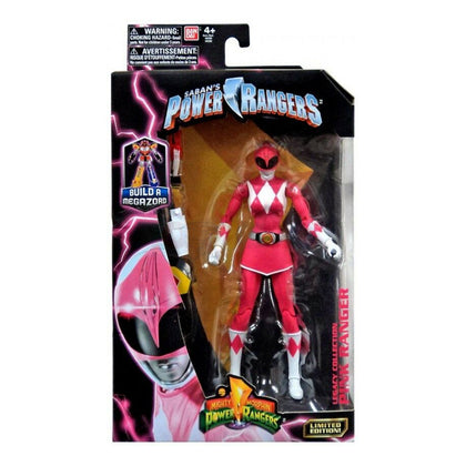 Power Rangers - Legacy Collection - Megazord BAF - Pink Ranger Action Figure