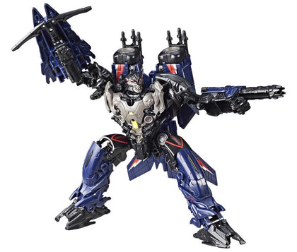 Transformers: Generations - Studio Series 09 - Dark of the Moon Movie - Thundercracker (E2056)