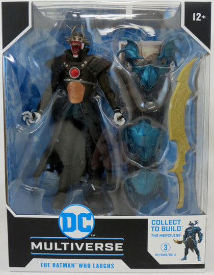 McFarlane Toys - DC Multiverse - The Batman Who Laughs (With Sky Tyrant Wings) Action Figure