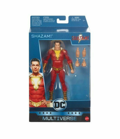 DC Multiverse - Shazam! Series - Shazam! (GDX07) Action Figure