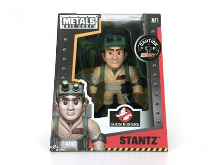 Metals Die Cast - Ghostbusters - Stantz (M71) 4-Inch Metal Figure