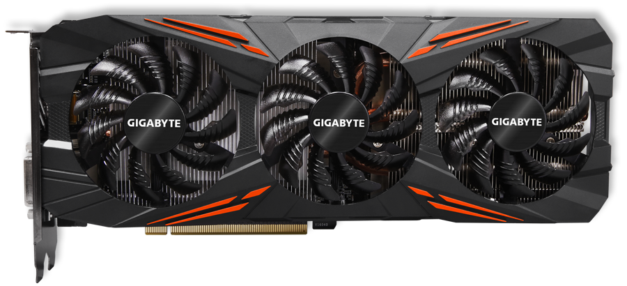 Hire Graphics Card - Gigabyte GeForce GTX 1070 G1 Gaming
