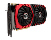 Lease the MSI GeForce GTX 1060 Gaming X 3GB Graphics Card - Front 2