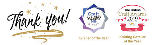 Knitting Retailer of the Year – British Craft Awards & More