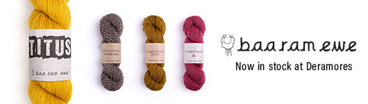 Baa Ram Ewe Yarns Available NOW from Leading Retailer, Deramores