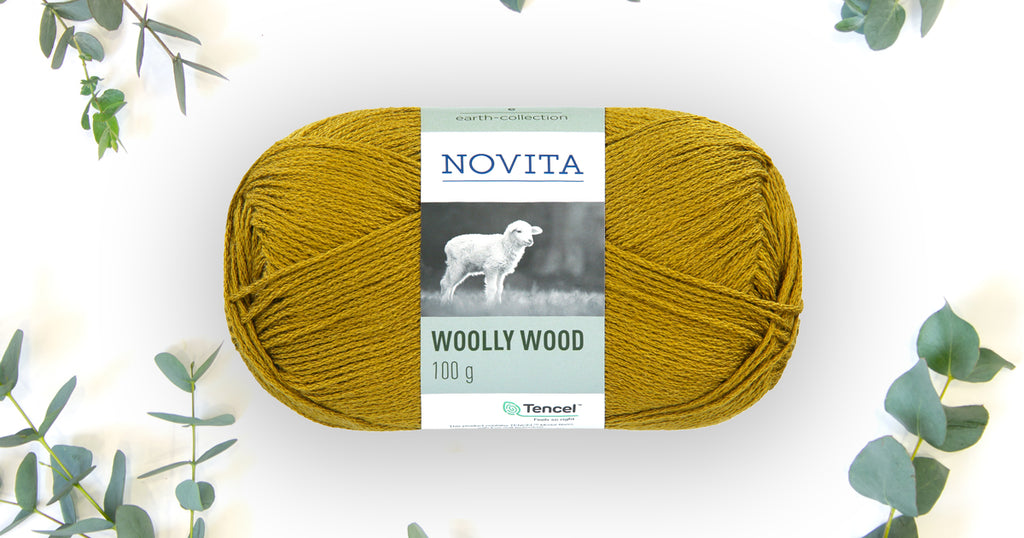 Novita Woolly Wood: a Fully Biodegradable Yarn