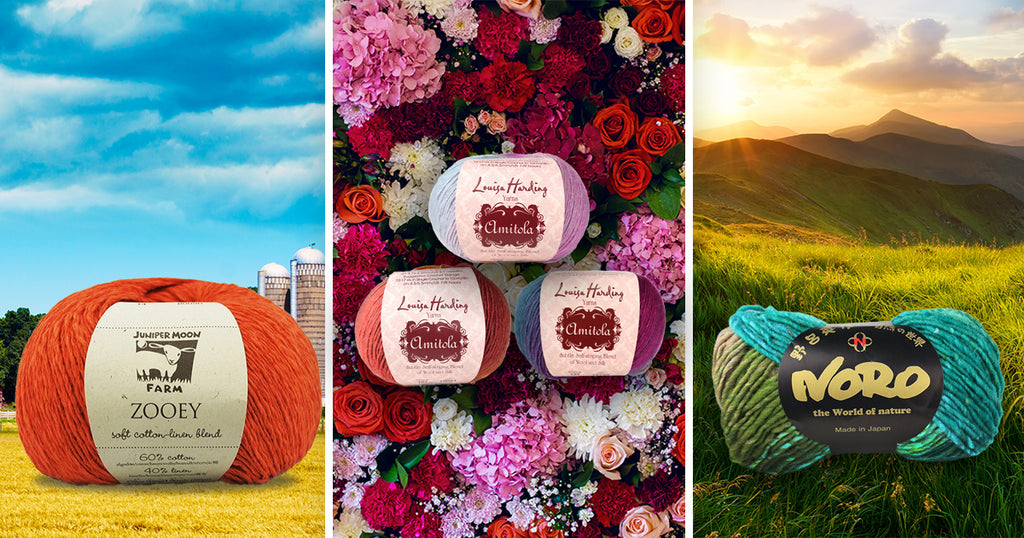 Welcoming three new brands from Knitting Fever