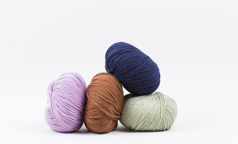 NEW IN - King Cole Luxury Merino DK Merino | Knitting Wool & Crochet Yarn | Deramores
