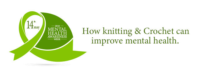 Knitting Mental Health : Inspiration knitting wool crochet news deramores