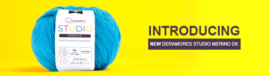 Introducing Deramores Studio Merino DK Yarn