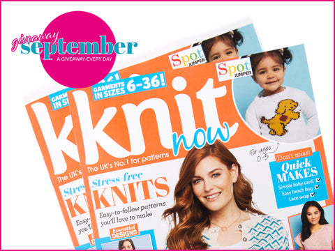 12 Month Subscription to Knit Now