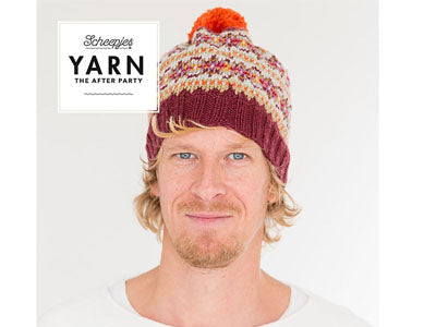 YARN The After Party 36 - Autumn Bobble Hat