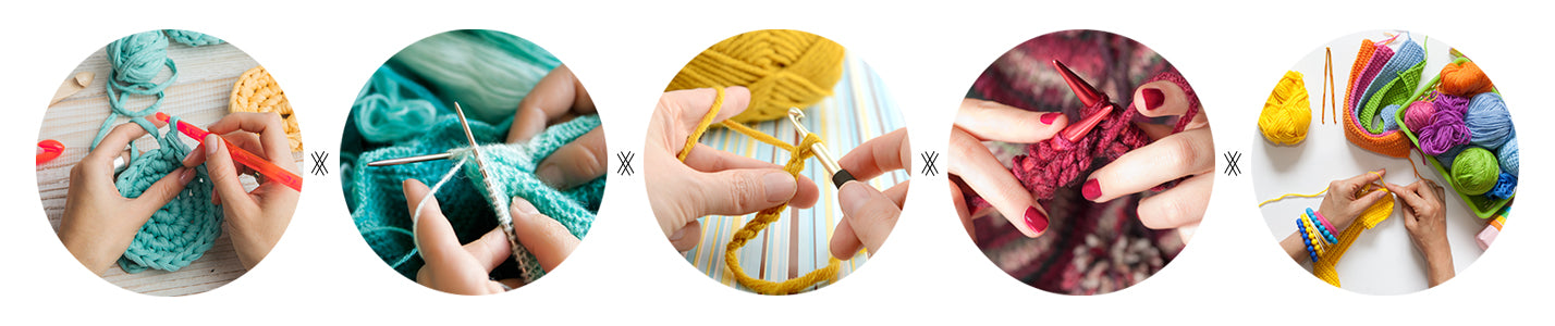 Find your local knitting or crochet group with our handy group finder.