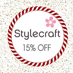 15% OFF Stylecraft - Today Only