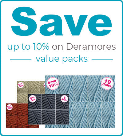 Deramores Studio Chunky Yarn Packs