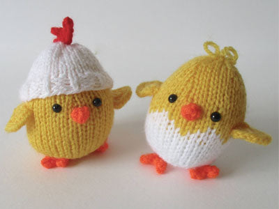 Eggy Chicks in DK by Amanda Berry