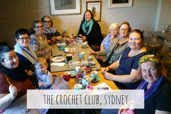 Knitting Groups Sydney : Crochet groups the club sydney deramores