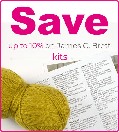 Buy James C Brett Kits