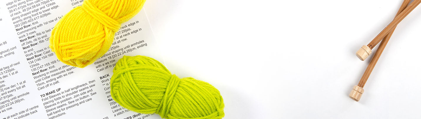 List of Knitting Abbreviations