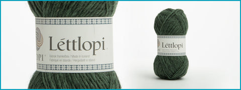 Lopi Lettlopi Wool - FREE Pattern with Every Delivery at Deramores!