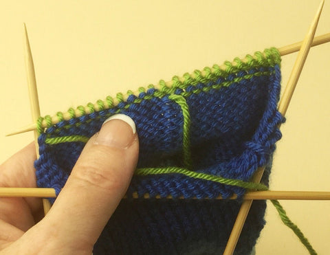 Mary Beth Temple Simple Sock Tutorial Part Two Deramores Us