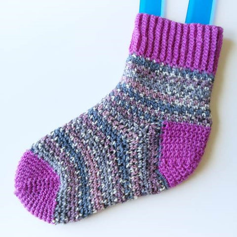 Crafternoon Treats Perfect Fit Crochet Socks Part Two Deramores Us