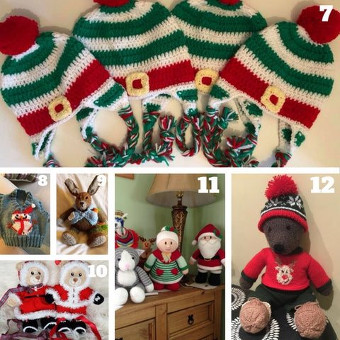 Deramores Customer's Featured Christmas Projects