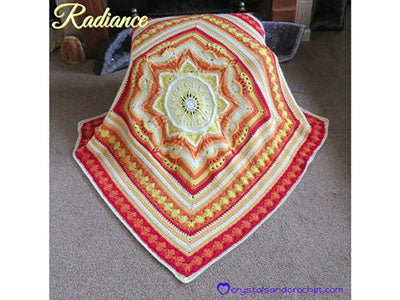 Radiance by Crystals and Crochet