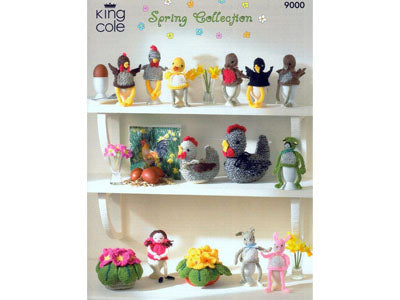 Spring Collection in King Cole