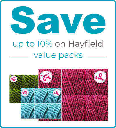 Hayfield Bonus DK Value Packs