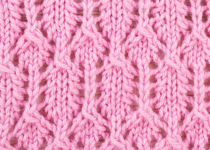 Stitch Of The Week Beginners Lace Deramores