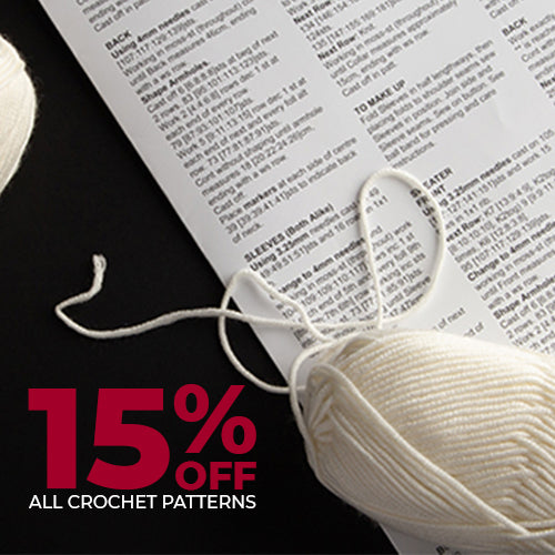 FREE and SALE Crochet patterns
