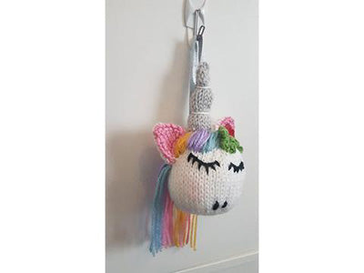 Unicorn Baulble