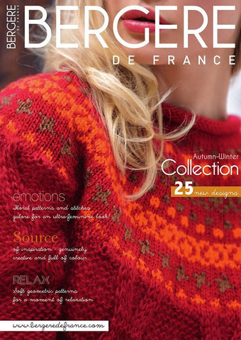 Knitting Magazine 171 - 25 Patterns by Bergere de France