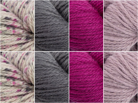 West Yorkshire Spinners The Croft Shetland Maryfield Colour Pack