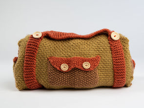 Bowling Bag by Wendy Kippax in Deramores Studio DK