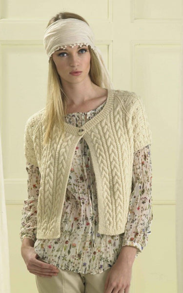 West Yorkshire Spinners Bluefaced Leicester DK - Pattern Book