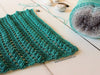 Sweet Caroline Shawl by It's All in a Nutshell in Scheepjes Whirl