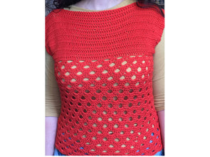 Rebecca by Fran Morgan in King Cole Bamboo Cotton DK
