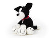 Dera-Dog Border Collie Knitting Kit and Pattern in Deramores Acrylic Yarn